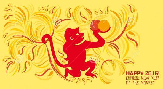 Happy-chinese-new-year-zodiac-fire-monkey-55819643