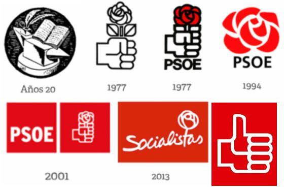 Logos-psoe