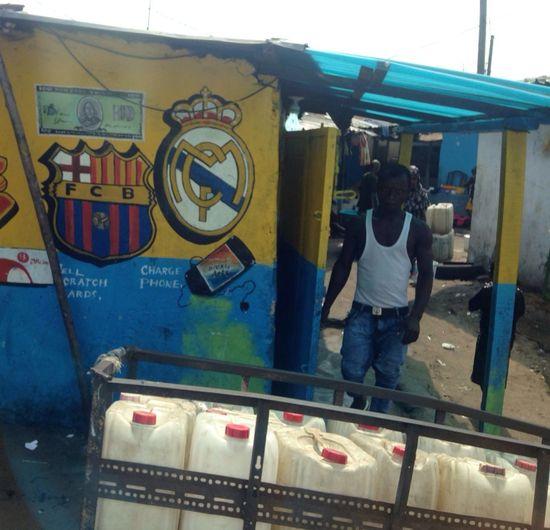 Real Madrid Barça