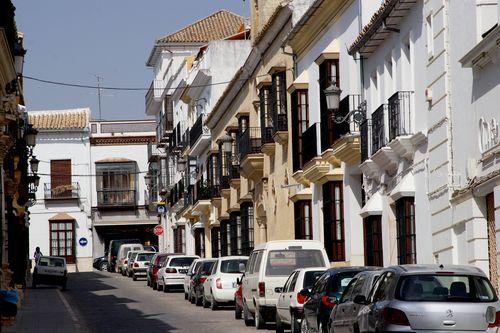 Osuna. Calle San Pedro