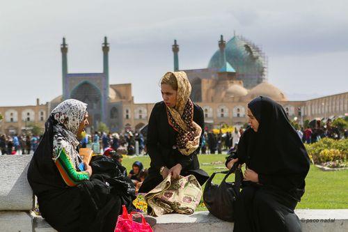 Plaza Isfahan 2 - Paco Nadal