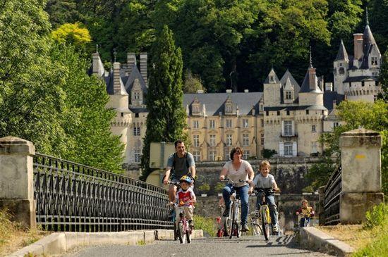 David Darrault - CDT Touraine Loira a Velo