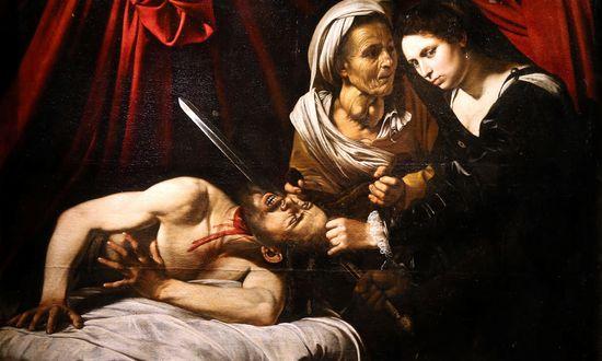 Caravaggio Judith