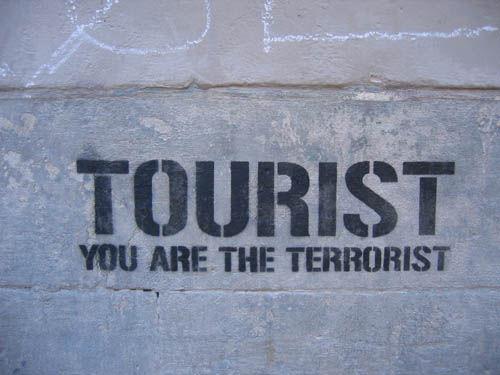 Touristerrorist