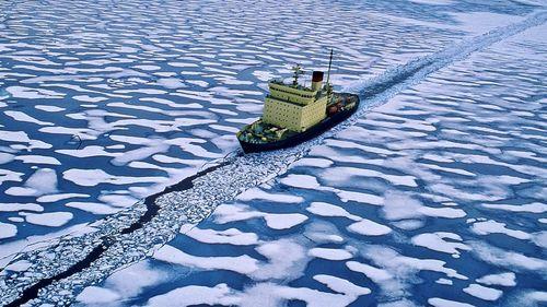 Breaking-the-ice