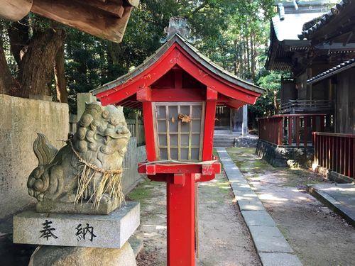 TEMPLO EN SHODOSHIMA EN HONOR DEL BUEY