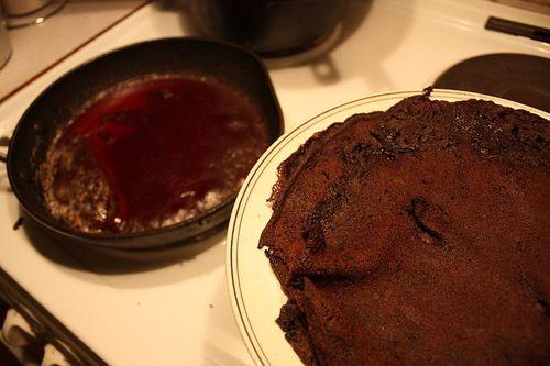 Tortitas de sangre