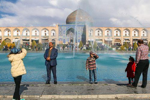 Isfahan - Paco Nadal