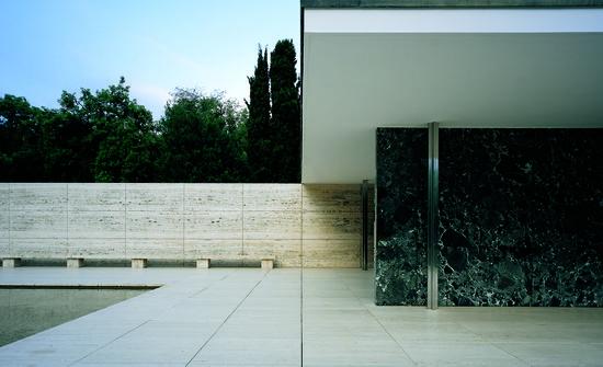 Outside4 © Pepo Segura- Fundacio Mies van der Rohe-Barcelona