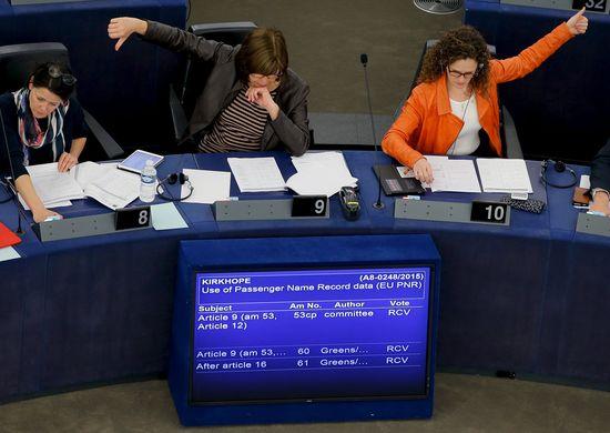 ParlamentoUE.Genero