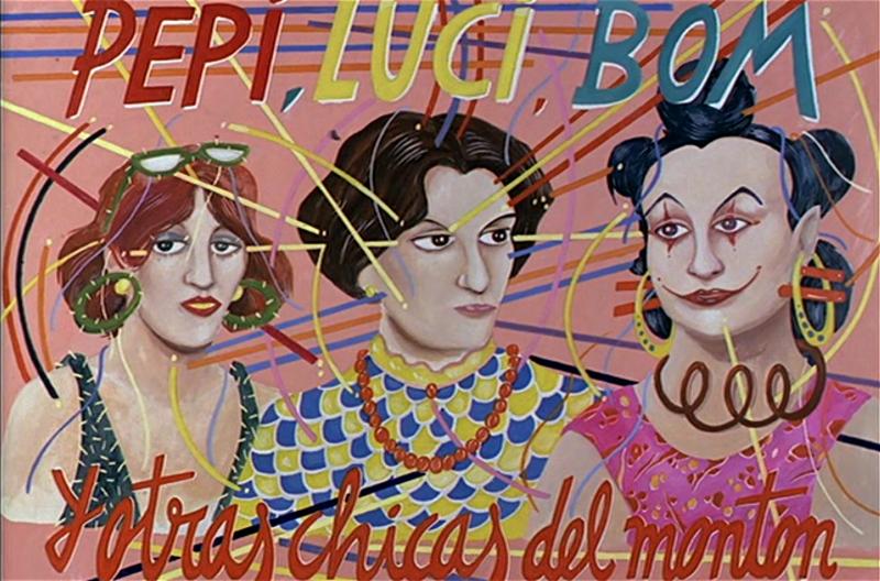 Pepi Luci Bom - Las 3 amigas dibujo Ceesepe grande