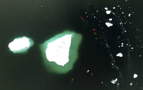 Kayak Groenlandia 1