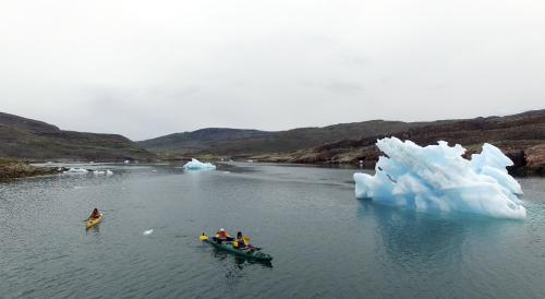 Kayak Groenlandia 4