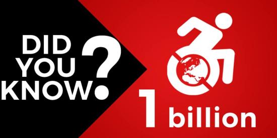 Mil millones de personas en el mundo sufren algun problema de movilidad