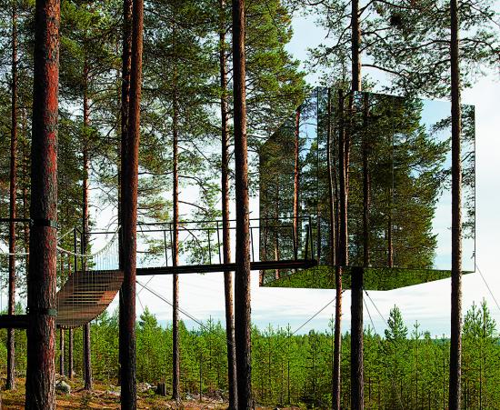 257 Tree Hotel