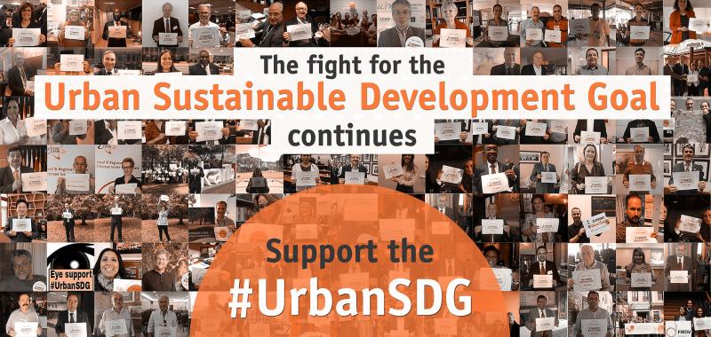 Urban SDG campaign