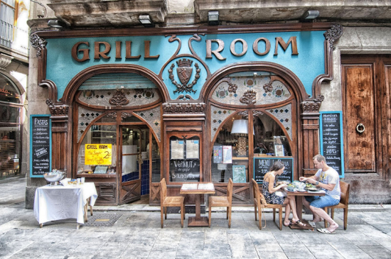 Grill Room