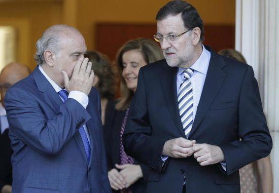 Rajoy-Fernández-Díaz-La-Réplica