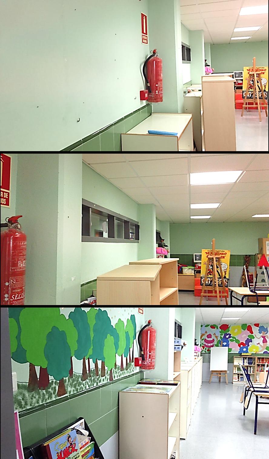 Nuestra biblioteca cambia de look