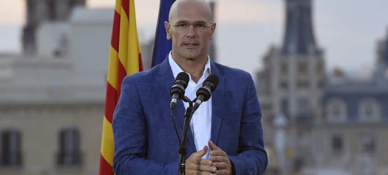 Raul-romeva-ministre-affaire-etrangeres