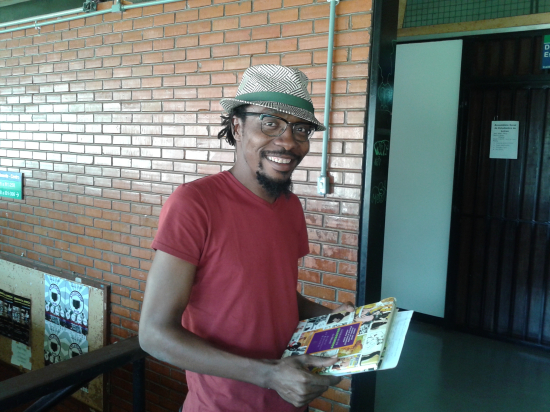 Ramón_Esono _caricaturista_ecuatoguineano