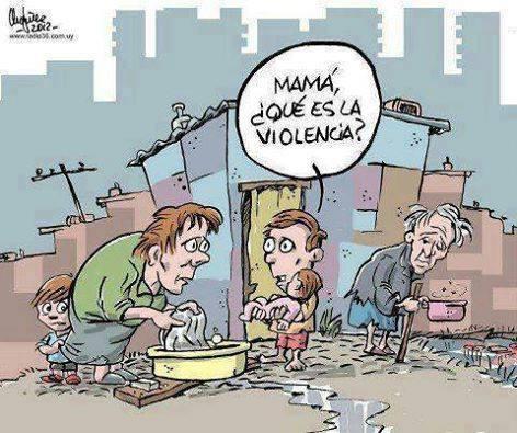 ¿Qué es violencia?