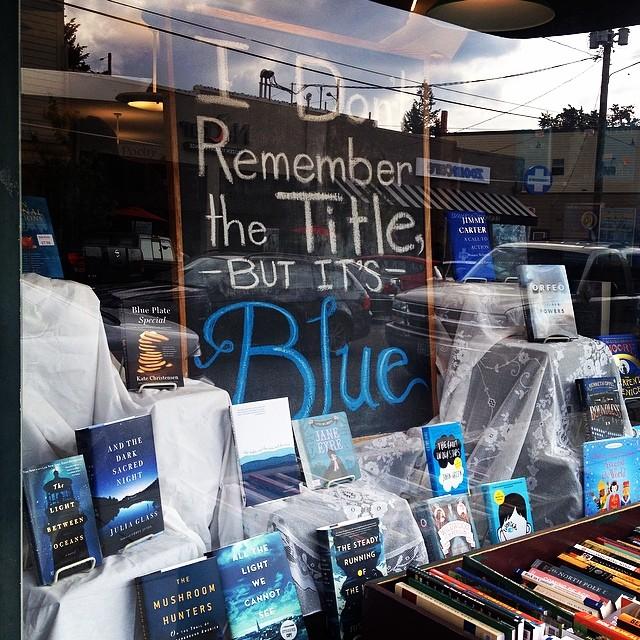 Blue mas