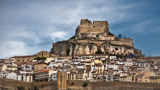 Morella ELPAÍS Juanjofotos Getty
