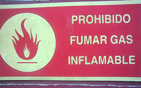 Prohibido-fumar-gas-inflama