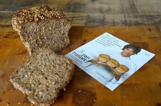 Pan runner santa gloria