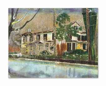 Peter_doig_pine_house
