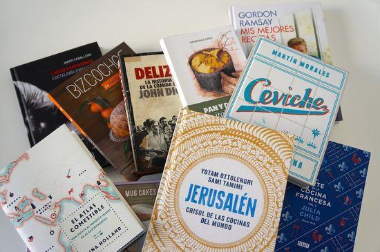 Libros cocina navidad