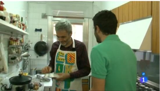 Cutre cocina