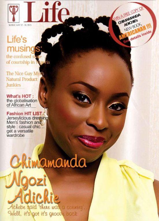 Chimamanda-Adichie-covers-Guardian-Life