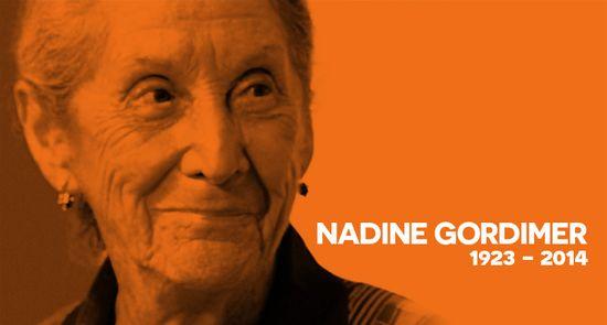 Nadine-gordimer