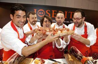 Presentación de HappyJoselito en Alimentaria 2014