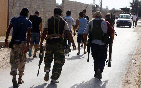 Libia - M.Turkia - AFP