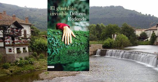 Portada libro Dolores Redondo