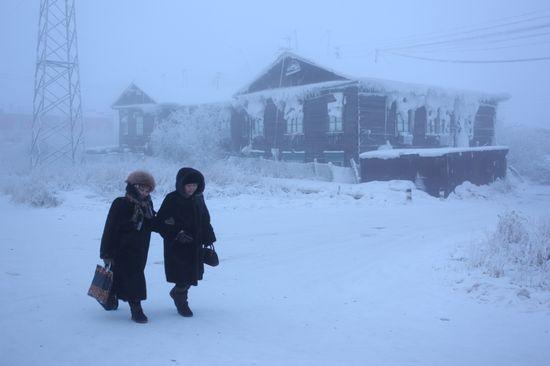 A frozen house in Oymyakon Amos Chapple
