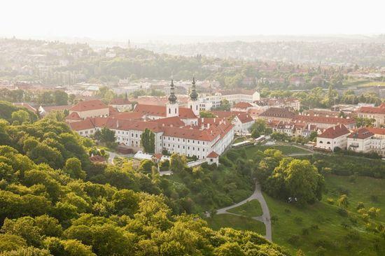 Praga desde la colina Petrin Guido Cozzi;