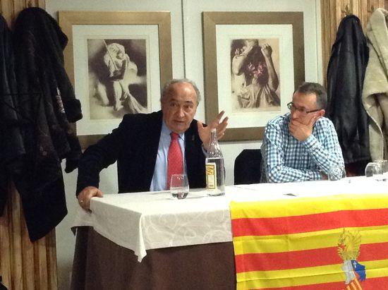 Josep Lluís Blasco i Robert Blasco, de La Canella