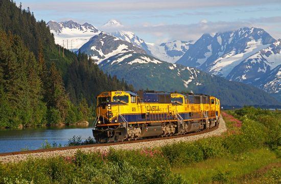 Frank Keller Alaska Express