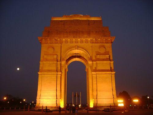 6. Puerta de la India