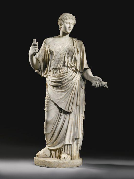 Afrodita estatua
