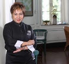 La chef Noor Somany directora y propietaria del complejo mundial Blue Elephant