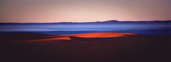 Dunas de Erg Chebbi Marruecos Isidoro Merino