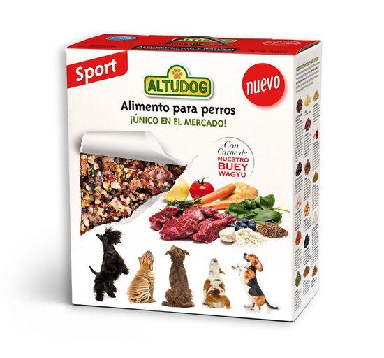 Caja Sport 6 kg Altudog