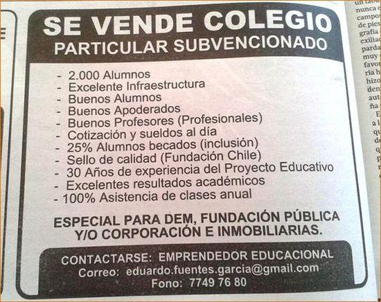 Chile_Colegio_en_Venta