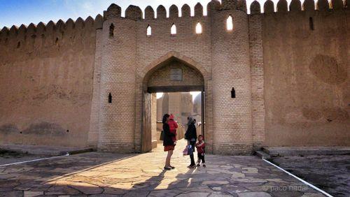 Muralla Turkestan