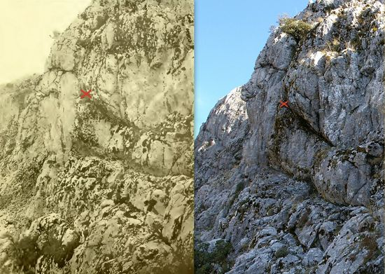 El tajo de Verner photo and recent photo